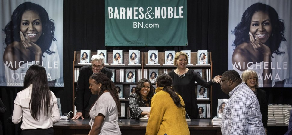 Hedge Fund Buys Barnes Noble  It Could Be Very Good News for