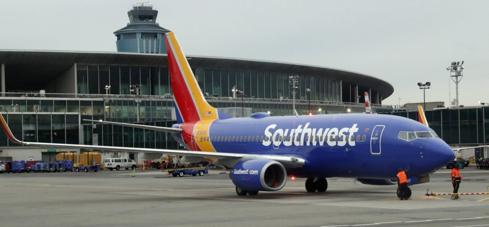 Southwest Airlines Just Announced a Stunning Perk That'll Make Other Airlines Stand, Stare, and Scream