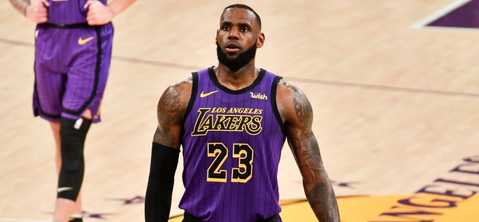 low priced 95115 a46b4 What All Entrepreneurs Can Learn From LeBron James' Pregame ...