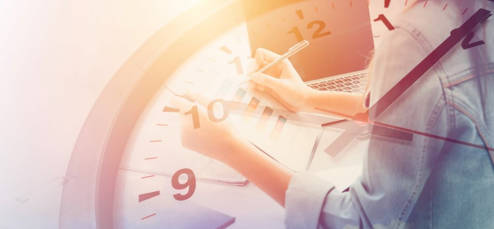Stop Being Busy and Get Productive--Here's How