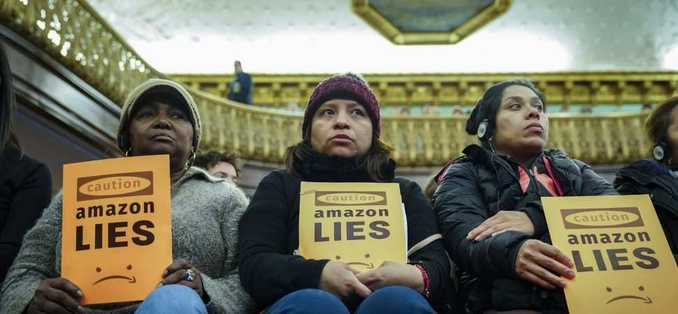 Most Cities Knew They Had No Shot at Amazon. Here's Why they Still Tried (And Why They Need to Stop)   Inc.com