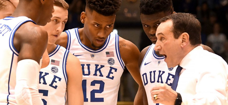 Duke Basketball's Coach K Uses a Powerful Communication Tactic to Build and Motivate Winning Teams