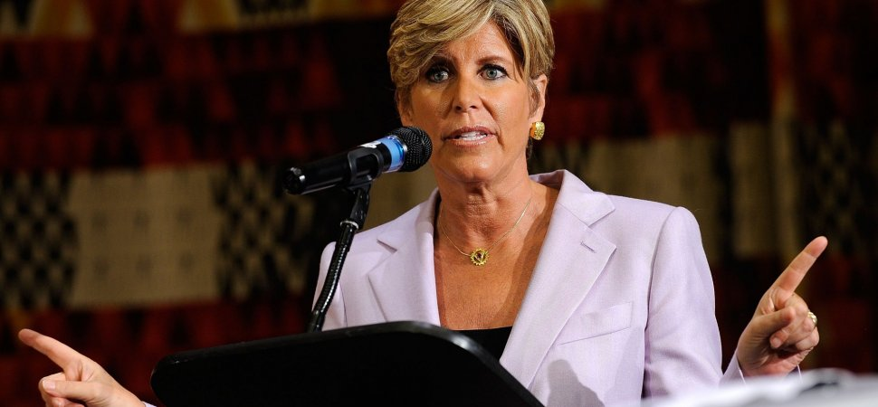 In 9 Words, Suze Orman Gives Brilliant Advice on How to Be Successful