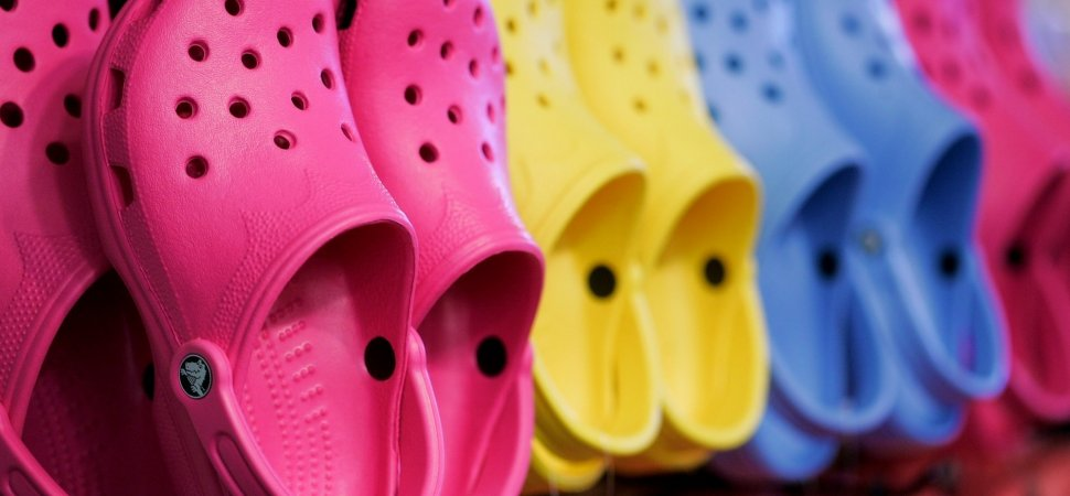 8b952e268021 Crocs Just Debuted High Heels. Here s Why They re Flying Off Shelves ...
