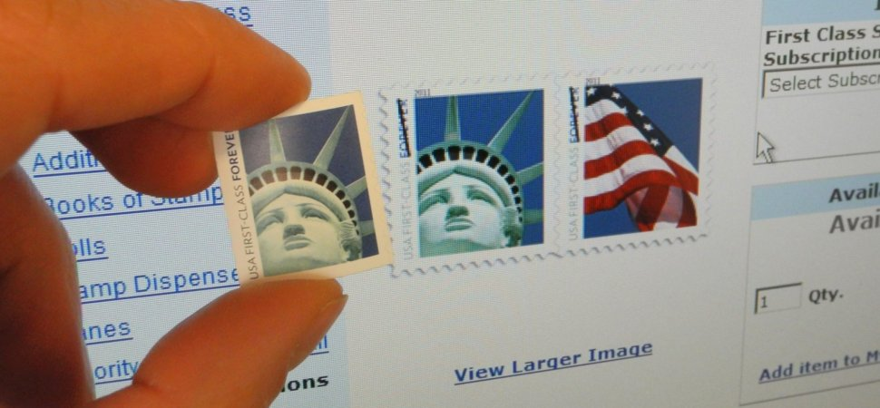 With 1 Small Mistake The U S Postal Service Put The Wrong