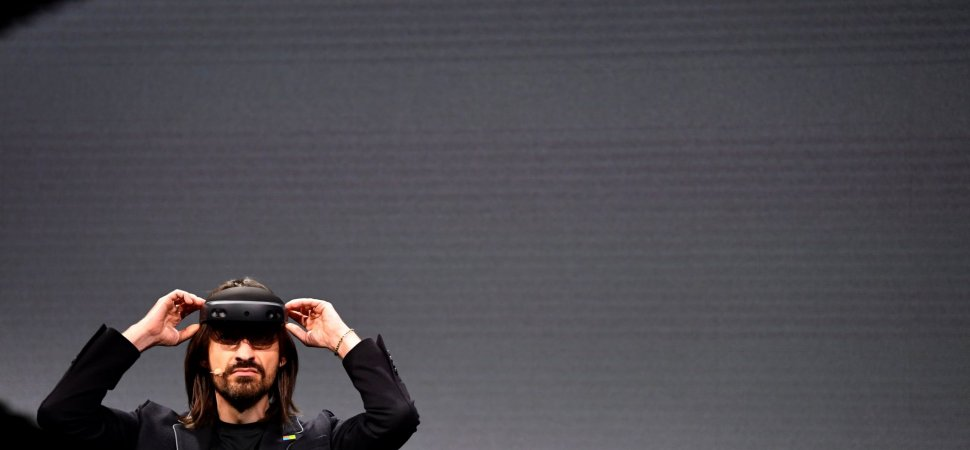This Is How Microsoft's HoloLens 2 Will Soon Significantly