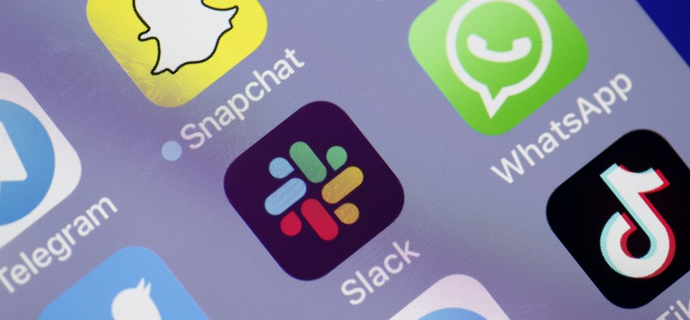 Slack Is the Open-Plan Office of Technology and It's Just as Awful