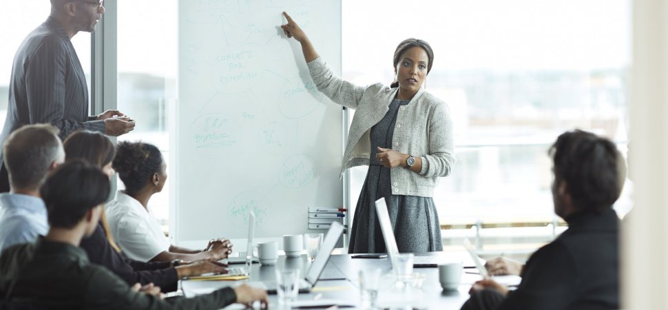 Are Big, Messy Meetings a Good Idea? Yes, But Don't Wing It. Here's What to Do First