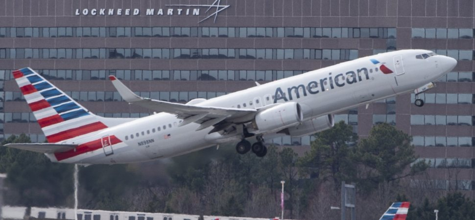 American Airlines Just Slipped Out Some Truly Bad News For Passengers (Southwest Wasn't Far Behind)