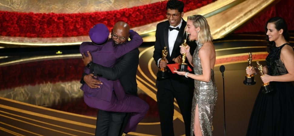 Diversity Was the Big Winner at the 2019 Oscars--and Every