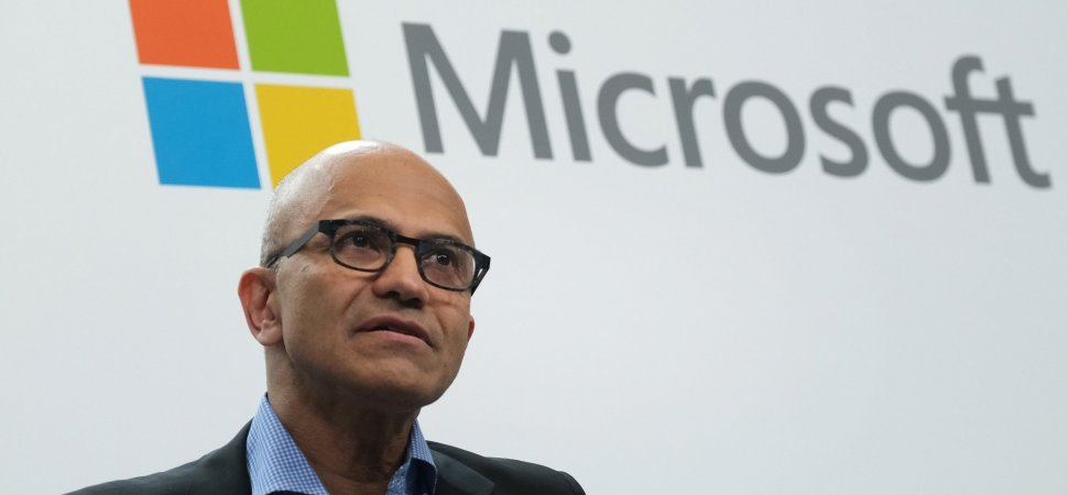The CEO Of Microsoft Had To Make A Truly Controversial Decision. He Based It On His Home Life