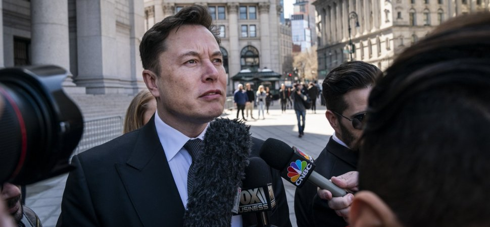 Elon Musk Is Bluffing. Why Tesla Isn't Going Anywhere