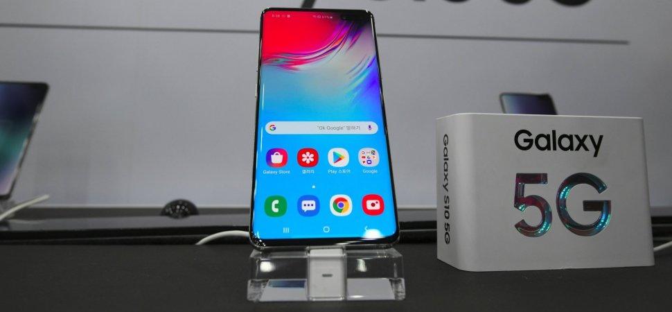 Image result for Samsung 5g