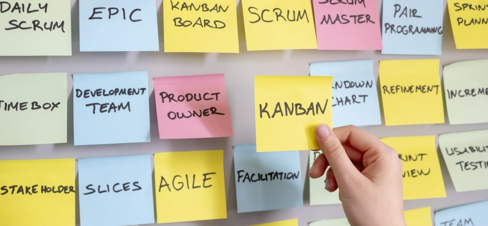 These Are the 4 Most Essential Elements of Agile Marketing