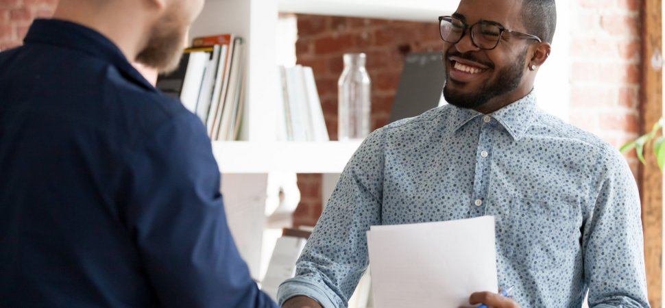 7 Ways to Make a Great First Impression at Your New Job