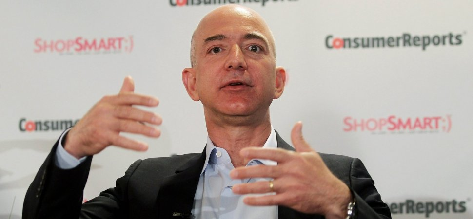 Jeff Bezos Used To Interview Every Final Job Candidate Himself