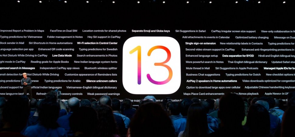 This 1 Feature of iOS 13 Tells You Everything You Need to Know About Why Apple Is Different From Google and Facebook