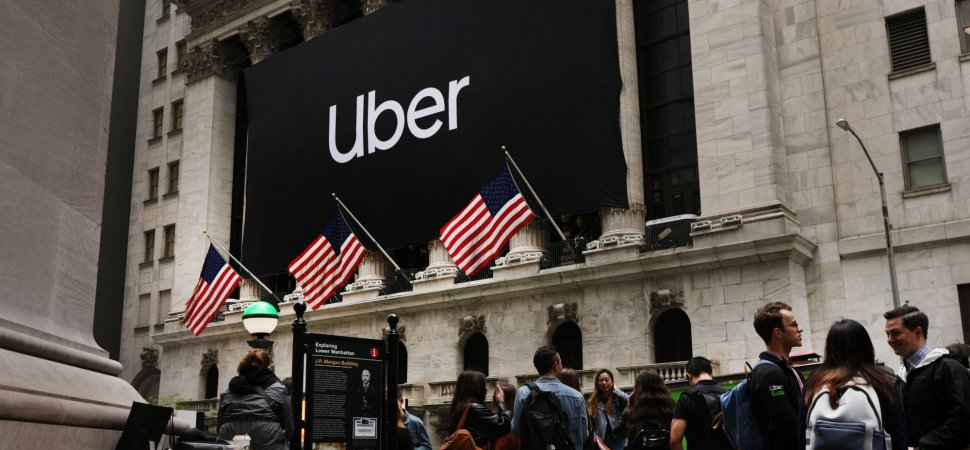 best service 52855 b8b31 How Uber's Massive IPO--and Losses--Stacks Up Against ...