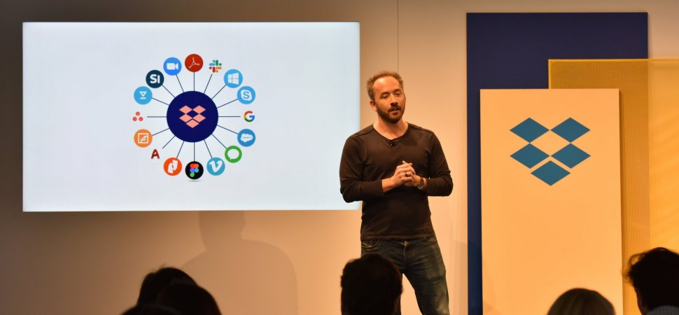 Dropbox Just Announced a Major Redesign That You're Going to Love