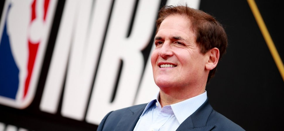 Mark Cuban's 4 Tips for Rebooting Your Business