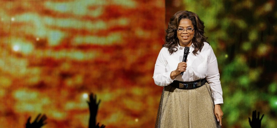 Before You Plan Your Content Strategy, Check Out Oprah's Approach to Podcasting