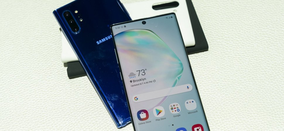 Samsung Just Announced Its New Galaxy Note Lineup and It's Bad News