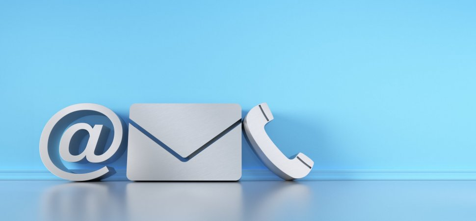 It's Time to Clarify When to Use Email, the Phone, or Messaging ...