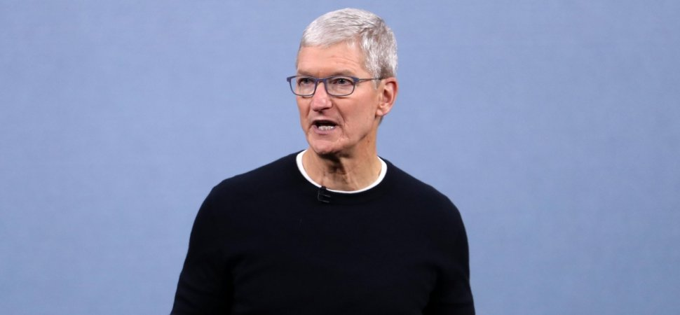 Tim Cook Powerfully Expressed the Importance of Showing Respect. Here Are 9 Ways to Show Employees More of It