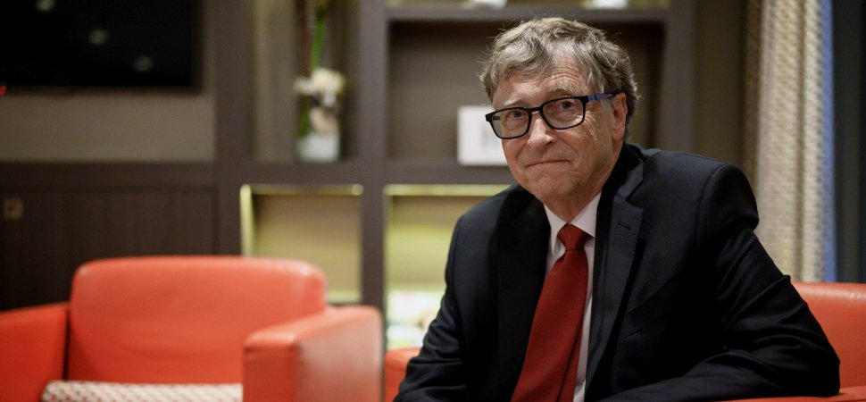 Bill Gates Describes What Separates Successful Leaders From Everyone Else During Bad Times