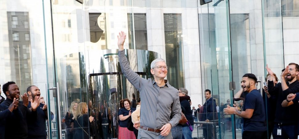 Google Dominated This Product for a Decade. Apple Just Unveiled Its Plan to Make It Obsolete