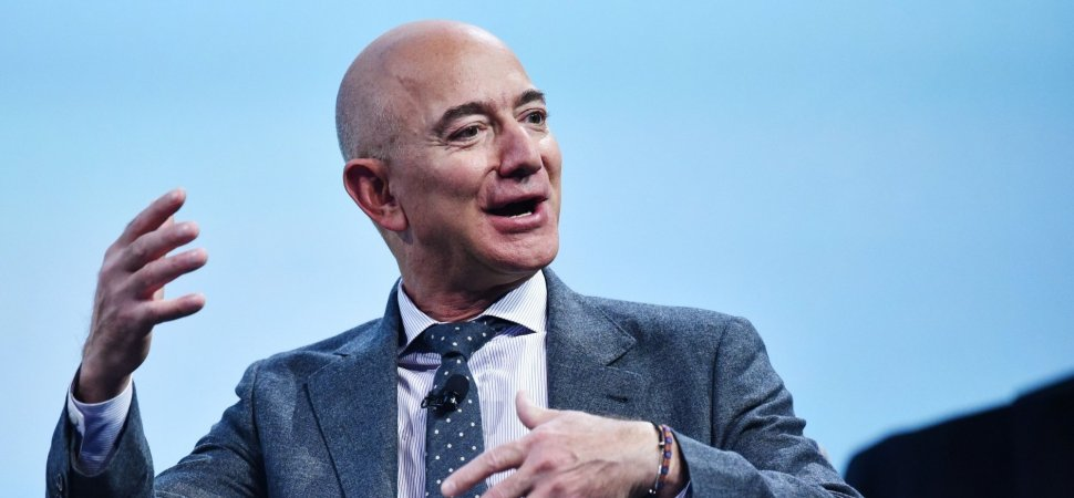 A 4-Word Lesson in Emotional Intelligence From Jeff Bezos