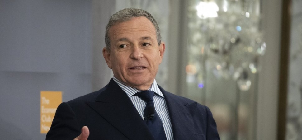 Disney CEO Bob Iger Just Issued a Public Apology and It's a Lesson in Corporate Humility