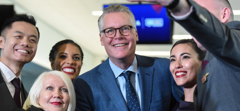 In Just 5 Words, Delta's CEO Taught a Master Class in Emotional Intelligence