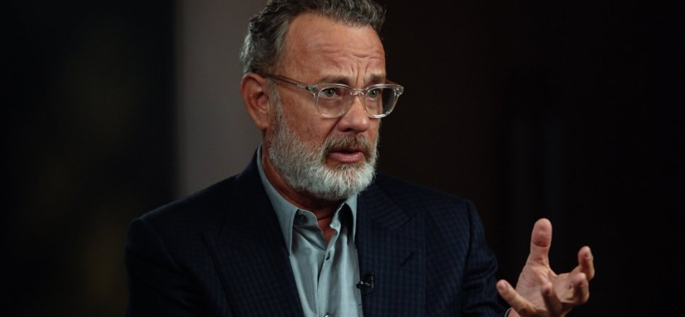 3 Life Lessons Tom Hanks Learned From Playing the Kindest Man, Mr. Rogers