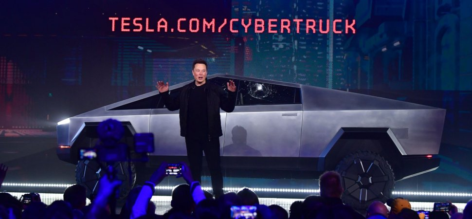 Elon Musk Announced a New Product Celebrating Tesla's Epic Fail--and It's a Major Lesson in Emotional Intelligence..