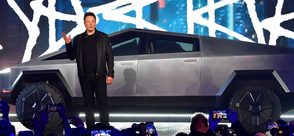 Ford Won't Play Tug-of-War With Tesla Cybertruck After All