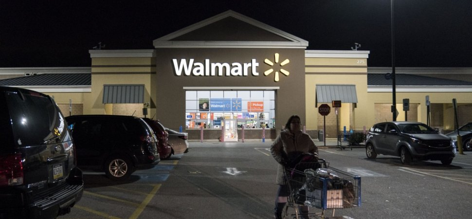 Walmart Is Making a Truly Unexpected Change That May Make Some Customers Wonder What's Going On