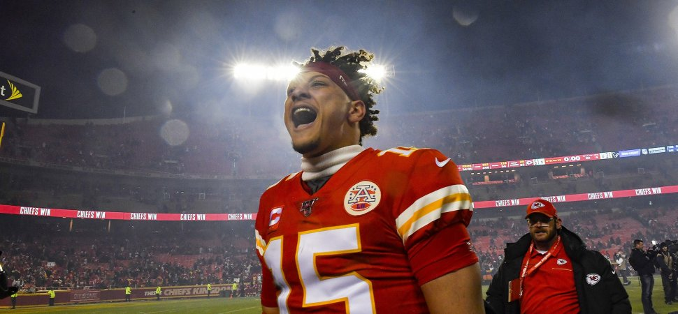 Chiefs Quarterback Patrick Mahomes Used a Simple 5-Word Phrase to Save His Team's Season--and Teach a Major Lesson in Emotional Intelligence