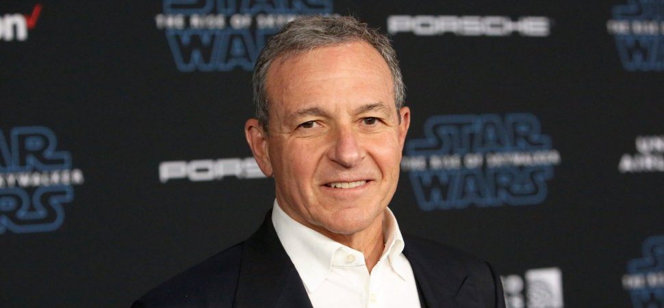 Disney CEO Bob Iger Has Resigned. His Reason Is a Powerful Lesson in Self-Awareness and Leadership