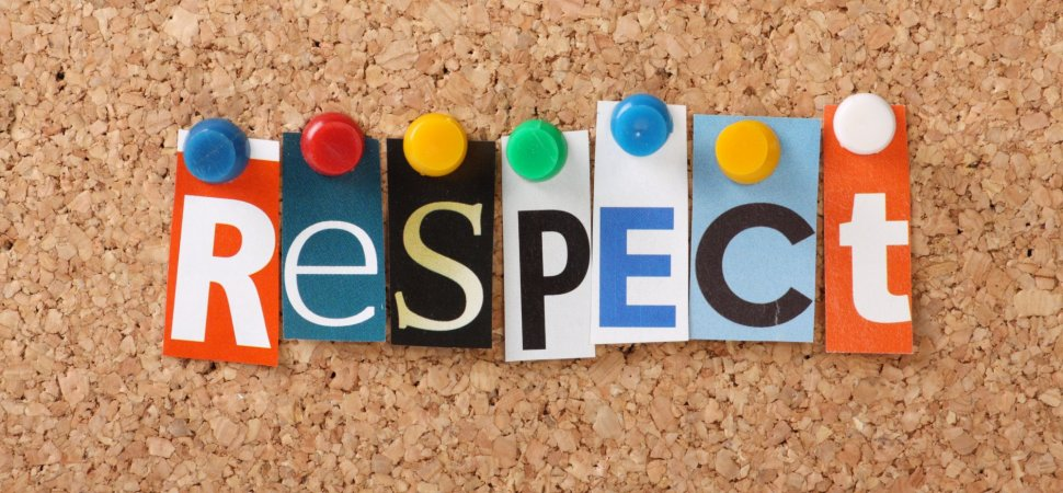 4 Simple Habits That Earn You Instant Respect at Work
