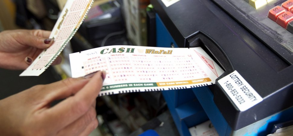 This Couple Found a Math Error in the Lottery and Made $27