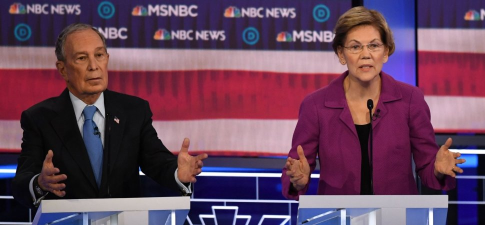 Before You Ask Employees to Sign NDAs Over #MeToo Accusations, Watch the Democratic Debate