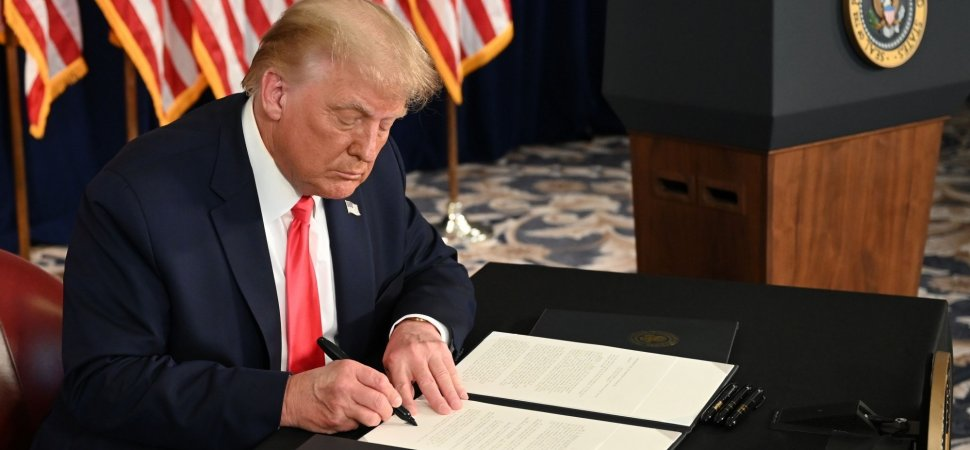 Why Businesses Should Ignore Trump's Payroll Tax Holiday