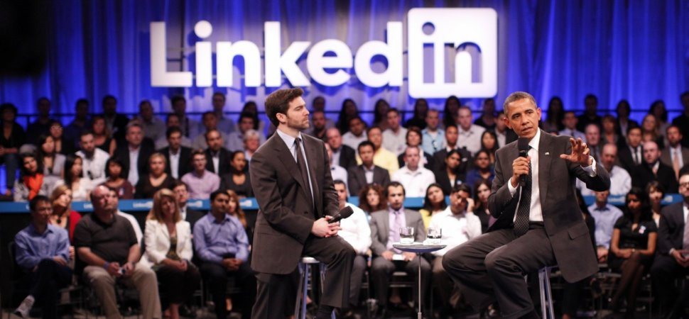 Who You Should (and Shouldn't) Connect With on LinkedIn | Inc com