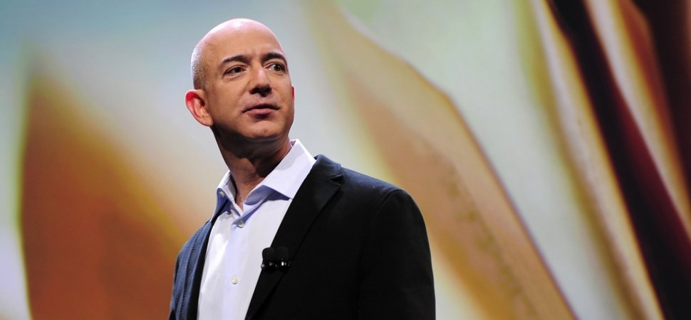 Jeff Bezos Quit His Job At 30 To Launch Amazon Here Are The 3