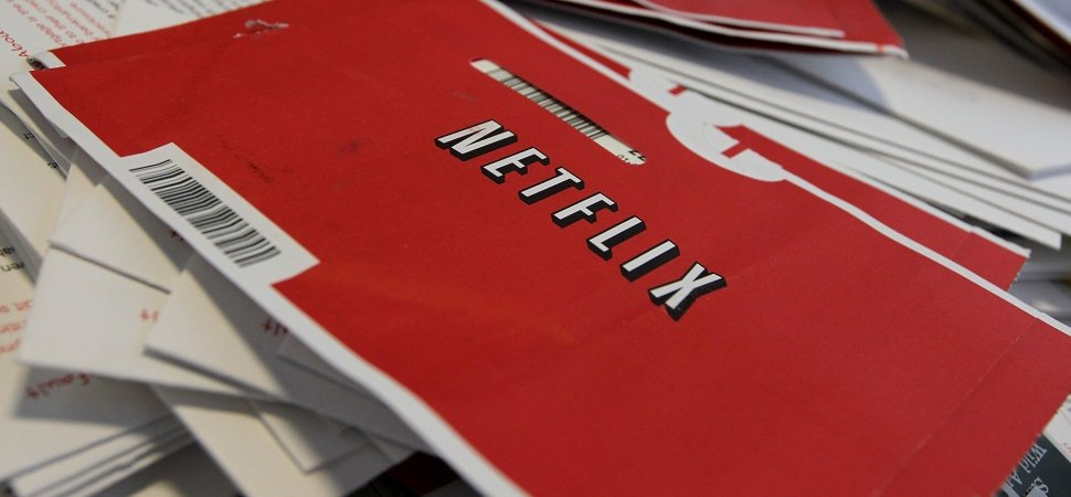 Netflix Just Announced Exactly How Many Red Envelopes It Has
