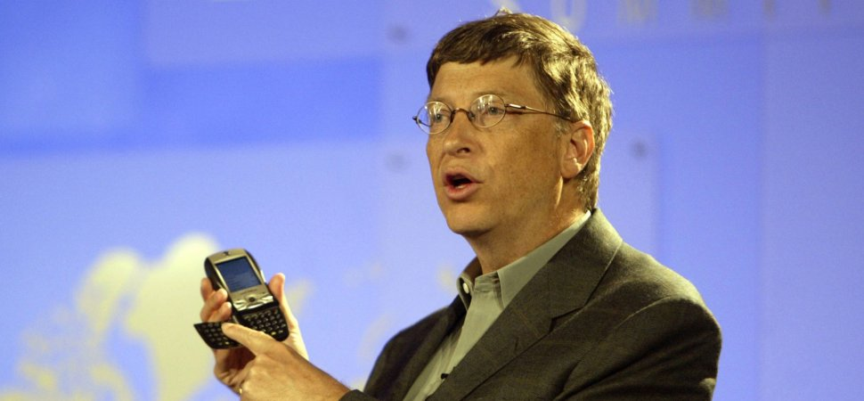 Bill Gates Says This Is The Safest Age To Give A Child A