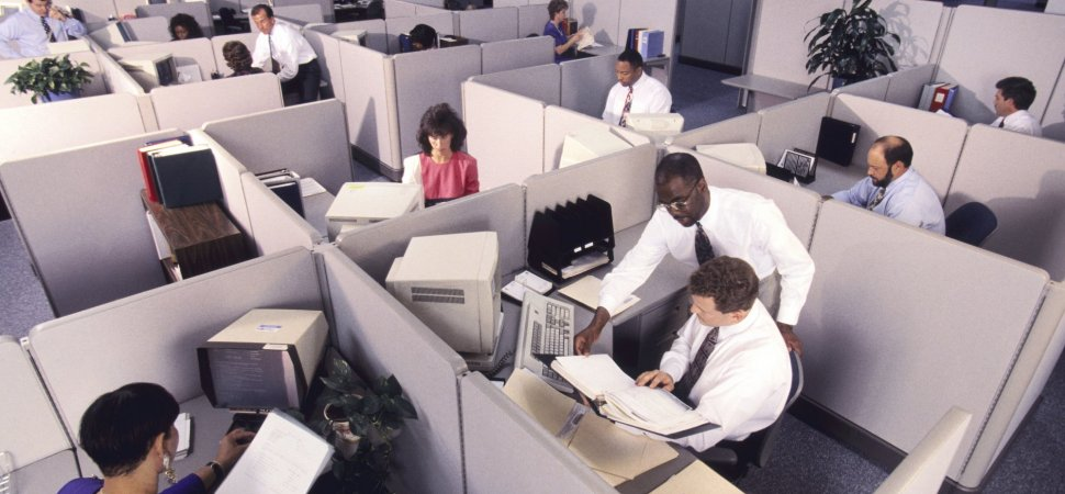 stuck in a cubicle here s how you can still be happy inc com