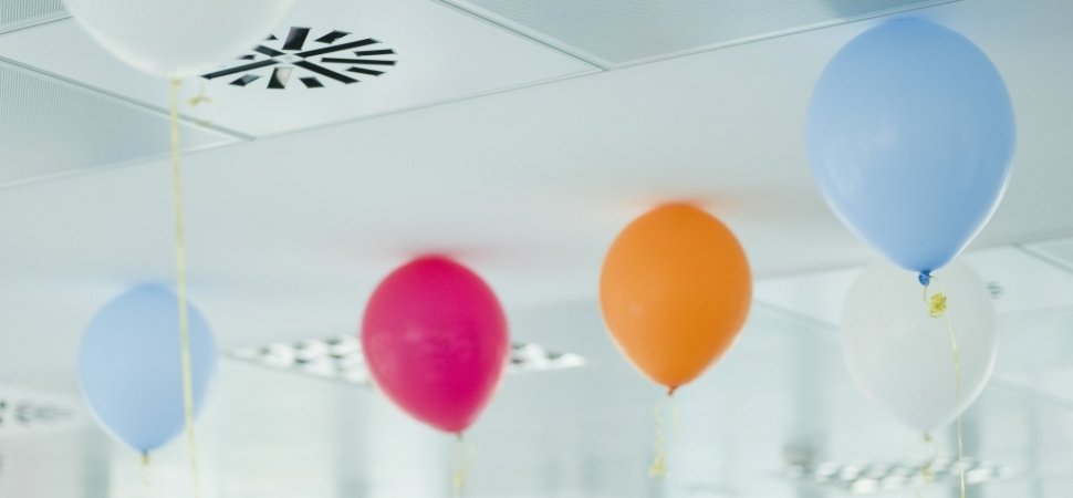 10 Ideas For Celebrating Your Employees Personal