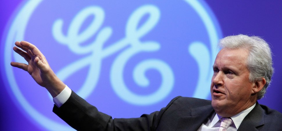 Jeff Immelt Just Nailed Why Too Many Startups Pivot Their